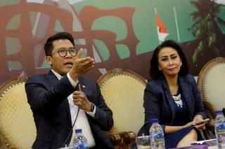 Misbakhun Tantang KPK Tuntaskan Kasus Century