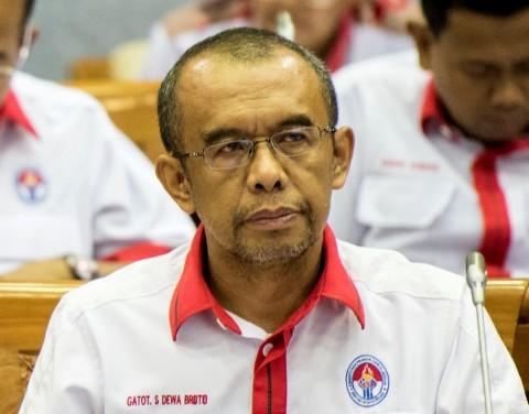 Gatot S Dewa Broto selaku Sekretaris Menteri Pemuda dan