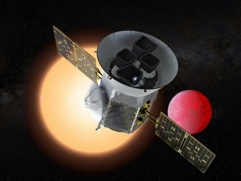 NASA's New Planet Hunter to Seek closer, Earth-Like Worlds