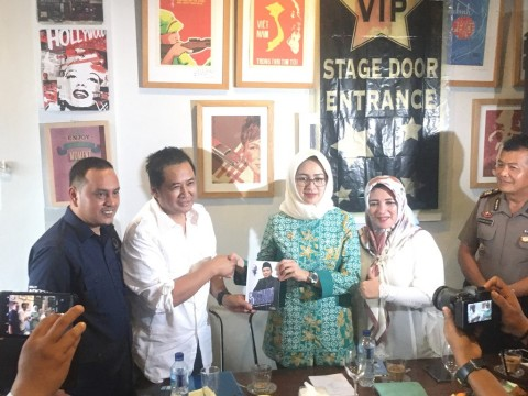Ketua DPW NasDem Banten Luncurkan <i>Cita Politik Nuraniku</i>