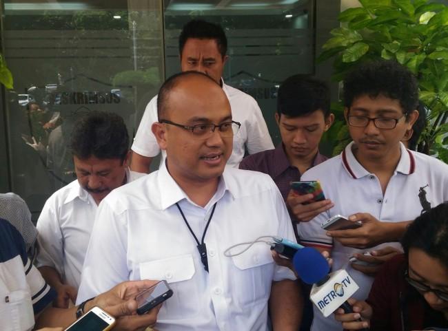 Direktur Reserse Kriminal Khusus (Direskrimsus) Polda Metro Jaya Kombes Adi Deriyan - Medcom.id/Ilham Wibowo.