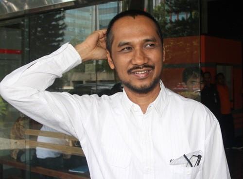 Abraham Samad. Antara Foto