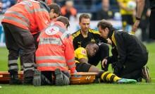 Cedera Engkel, Batshuayi Masih Berpeluang Tampil di Piala Dunia
