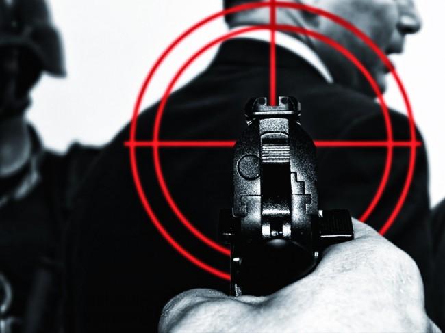 Ilustrasi penembakan - MTVN/Rakhmat Riyandi