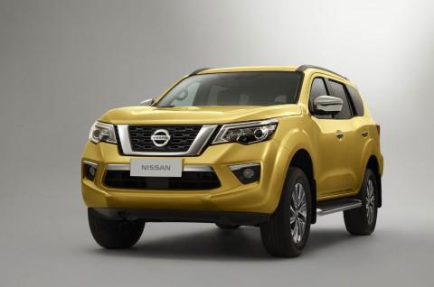 Nissan Terra mulai dipasarkan di Tiongkok. Nissan