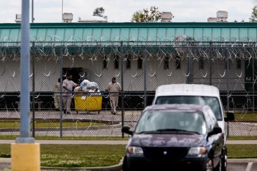 Penjara Lee yang terletak di Bishopville, South Carolina. (Foto: