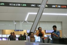 JCI Up 0.12% in First Session