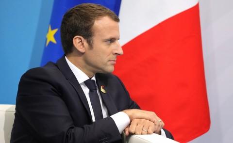 Presiden Prancis senang menggunakan Telegram.