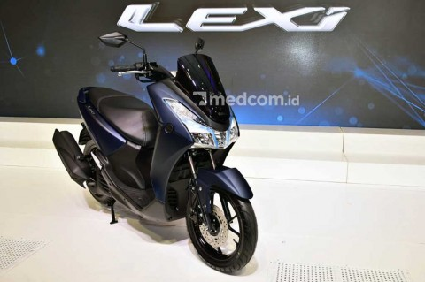 Yamaha Umumkan Harga Lexi, Termahal Rp22,8 Juta