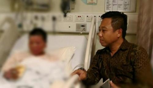 Enti Sadiyah saat ini masih dirawat Singapore General Hospital