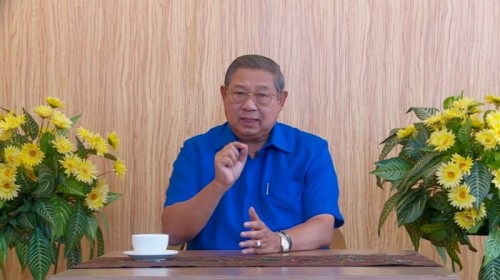 Presiden Republik Indonesia ke-6 Susilo Bambang Yudhoyono