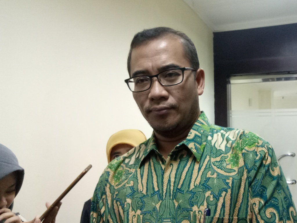 Komisioner KPU Hasyim Asy'ari. Foto: Medcom.id/Siti Yona Hukmana.