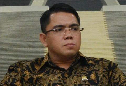 Anggota Komisi III Arteria Dahlan - MI/Mochamad Irfan.