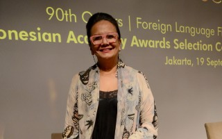 Christine Hakim Kenang Amoroso Katamsi sebagai Orang Ramah