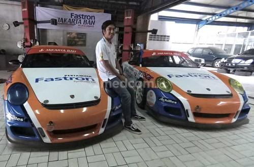 Jakarta Ban Racing Team siap dukung Fadil ke balap dunia tiga
