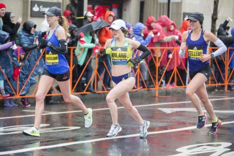 Sarah Sellers, Perawat yang Curi Perhatian di Boston Marathon