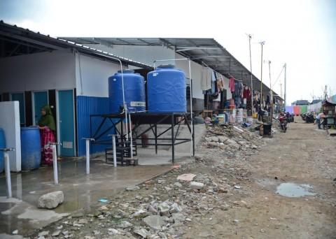 Sandiaga Tampung Konsep Pembangunan Kampung Akuarium