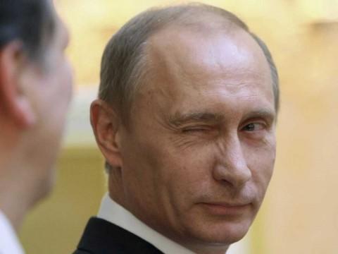 Putin Ajak Trump 'Berdamai' Usai Serangan AS ke Suriah