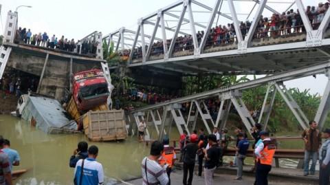 Jembatan Tua di Pantura Perlu Direhab