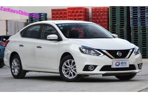 Sylphy bakal menjadi mobil listrik kedua dari Nissan.