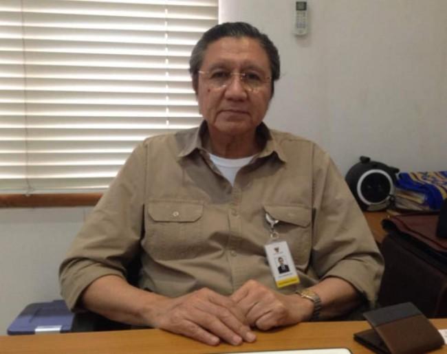 Ketua Umum PB IDI Prof Dr. Ilham Oetama Marsis,Sp.OG - Medcom.id/Damar Iradat.
