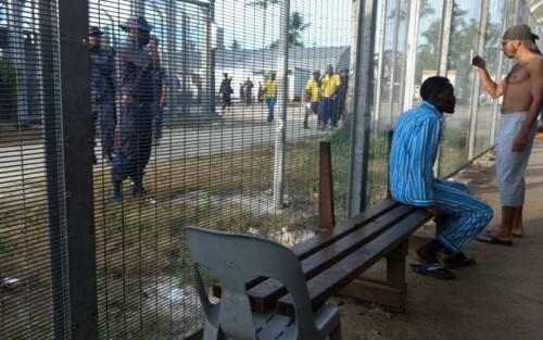 Pengungsi yang berada di Pulau Manus akan dipindahkan ke Amerika