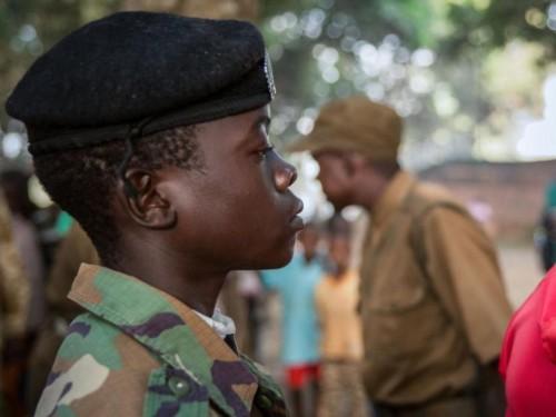 UNICEF bebaskan 200 tentara anak di Sudan Selatan. (Foto: CNN).