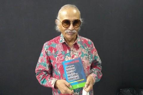 Salim Haji Said Terbitkan Buku Kumpulan Ulasan Sastra Lima Dekade