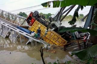 H-10 Lebaran Jembatan Widang Sudah Bisa Dilalui