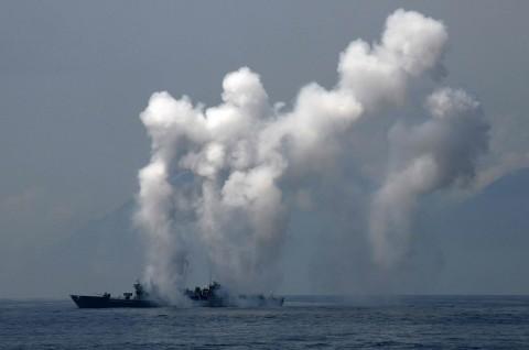 Tiongkok Gelar Latihan Militer di Dekat Perairan Taiwan
