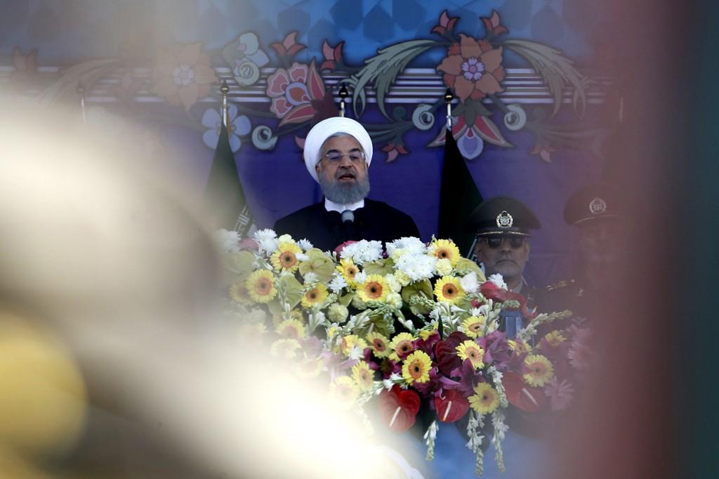 Rouhani: Iran akan Terus Produksi Senjata untuk Bertahan