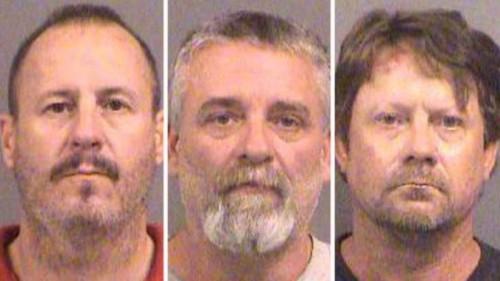 Tiga warga Amerika Serikat (AS) yang melakukan plot serangan di