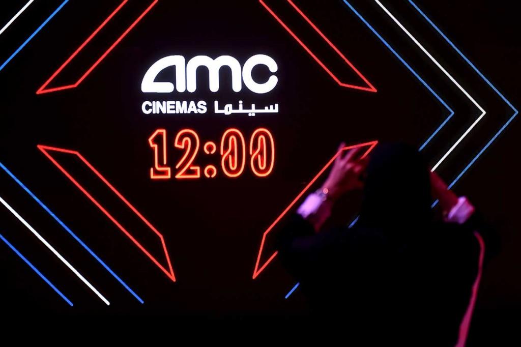 Bioskop Pertama Arab Saudi Resmi Dibuka
