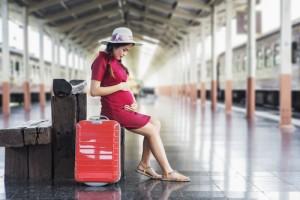 Lima Tips <i>Traveling</i>  Aman bagi Bumil