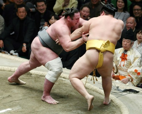 Sumo is steeped in tradition and interwoven with Japan's native