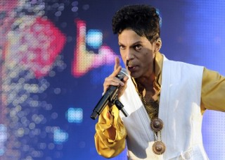 Prince's Glittering Outfits, Guitars Go on Sale