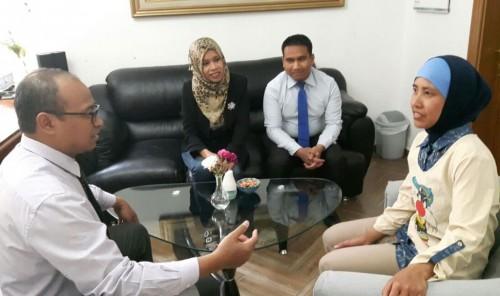Tim Satgas KBRI Amman berhasil menemukan Pekerja Migran