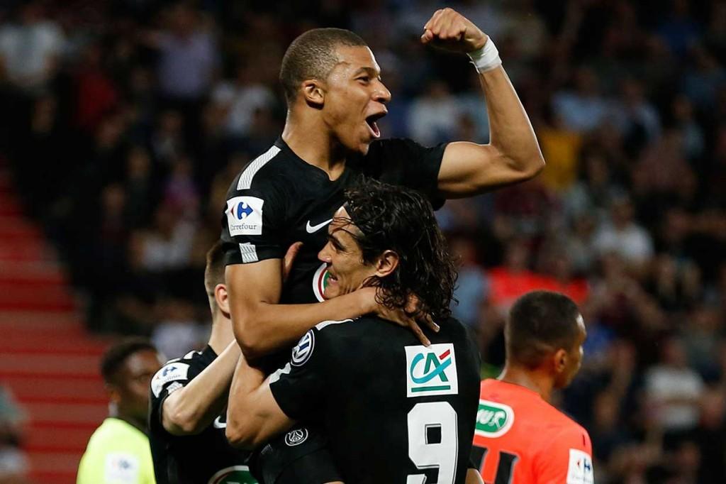 PSG Melaju ke Final Piala Prancis