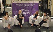 Microsoft Ingin Perempuan Indonesia Mahir Ilmu STEM