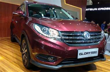 Glory 580, city SUV asal Tiongkok siap ramaikan industri