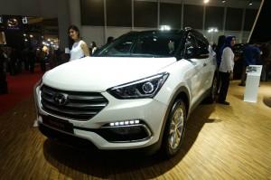 Hyundai Santa Fe dan Tucson Tampil Spesial