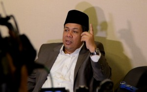 Fahri Sebut Lawan Jokowi Terlalu Lemah