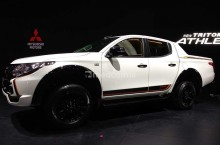 Mitsubishi Umbar Varian Baru Pajero Sport dan Triton