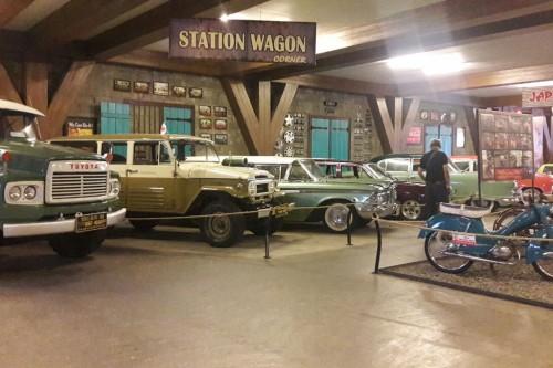 Berkunjung ke Museum Angkut di Malang
