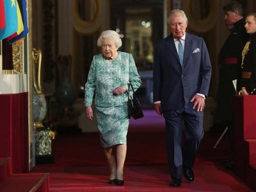 Ratu Elizabeth ingin putranya menjadi pemimpin Negara