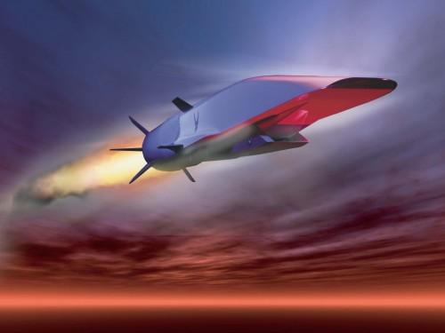 AS akan kembangkan rudal hipersonik. (Foto: AFP).