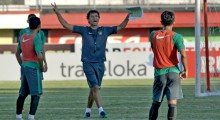 Anniversary Cup: Milla Senang Timnas Hadapi Lawan Berat