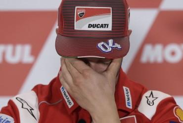 Kecemasan Dovizioso di GP Austin