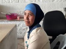 TKI Hilang di Yordania Menangis saat Video Call Keluarga