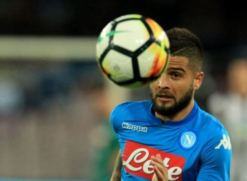 Lorenzo Insigne (Foto: AFP PHOTO / CARLO HERMANN)